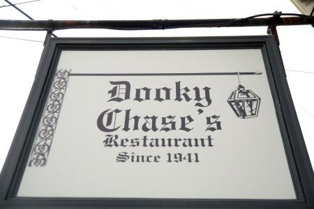 Dooky Chase sign in 2012