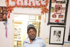 Sylvester Francis at Backstreet Cultural Museum
