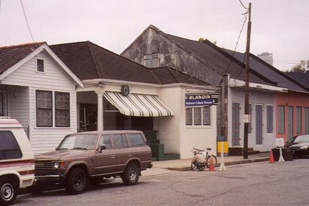 The Backstreet Cultural Museum before Hurricane Katrina in 2005
