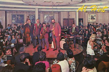 Al Hirt postcard circa 1965.