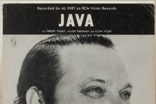 "Sheet music for ""Java"" by Al Hirt circa 1963."