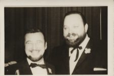 Pete Fountain (1930-2016) and Al Hirt (1922-1999).