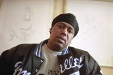 color portrait of Master P.