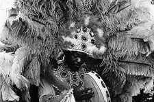 Chief Bo Dollis of the Wild Magnolias