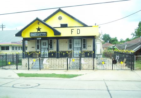 Fats Domino S House New Orleans Music Map