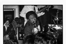 Fats Domino on Steampship President, ca. 1981.