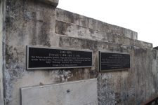 The final resting place of Earl King (1934-2003) and Antionette K-Doe (1943-2009) in St. Louis Cemetery No. 2.