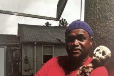 Portrait of Ronald Lewis in 2007.