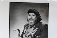 Dr. John publicity photo from Rhino Records.