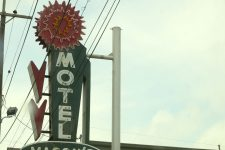 Mason's Motel in 2016