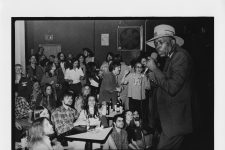 John Lee Hooker at Tipitina's in 1978.