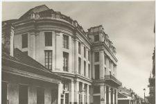 French Opera House on Bourbon Street.