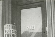 213 Basin Street in Storyville, which housed a brothel known as Diana and Norma's.