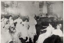 Hilma Burt's Mirror Ballroom in Storyville.