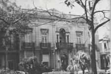 The Unione Italiana building.