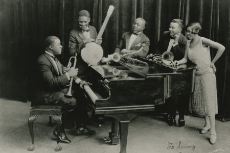Musical Threads in Early Jazz - New Orleans Music Map