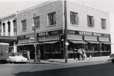 The former home of the Red Onion pictured in 1955.