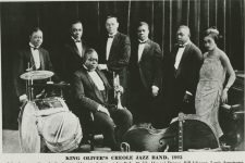 King Oliver's Creole Jazz Band, 1923.