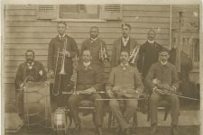 The John Robichaux Orchestra.