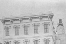 Elks Lodge No. 30 in 1907, by famed photographer E.J. Bellocq. This building was demolished; the current building opened in 1917.