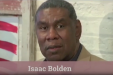 Isaac Bolden in 2009.
