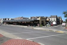 The French Market today, built on what was once Gallatin Street.