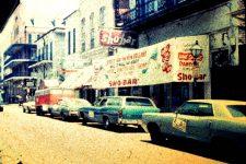 Sho Bar in 1973.