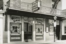 Mardi Gras Lounge in 1953.
