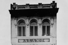 Mr. H. Fichtenburg's Alamo Theatre ca. 1928.