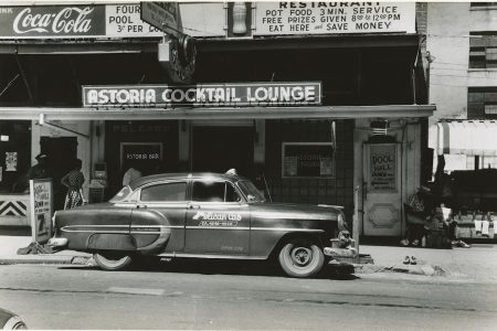The Astoria in 1956.