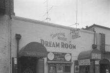 The Dream Room circa 1959, advertising