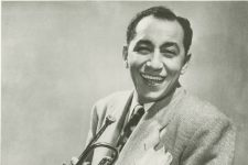Publicity photo of Louis Prima from MCA Artist, Ltd.