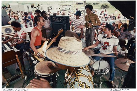 The Meters at Jazz Fest.