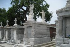 St. Louis Cemetery No. 3 in 2007.