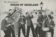 Dukes of Dixieland publicity photo ca. 1959.