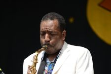 Donald Harrison, Jr. performs in 2014.