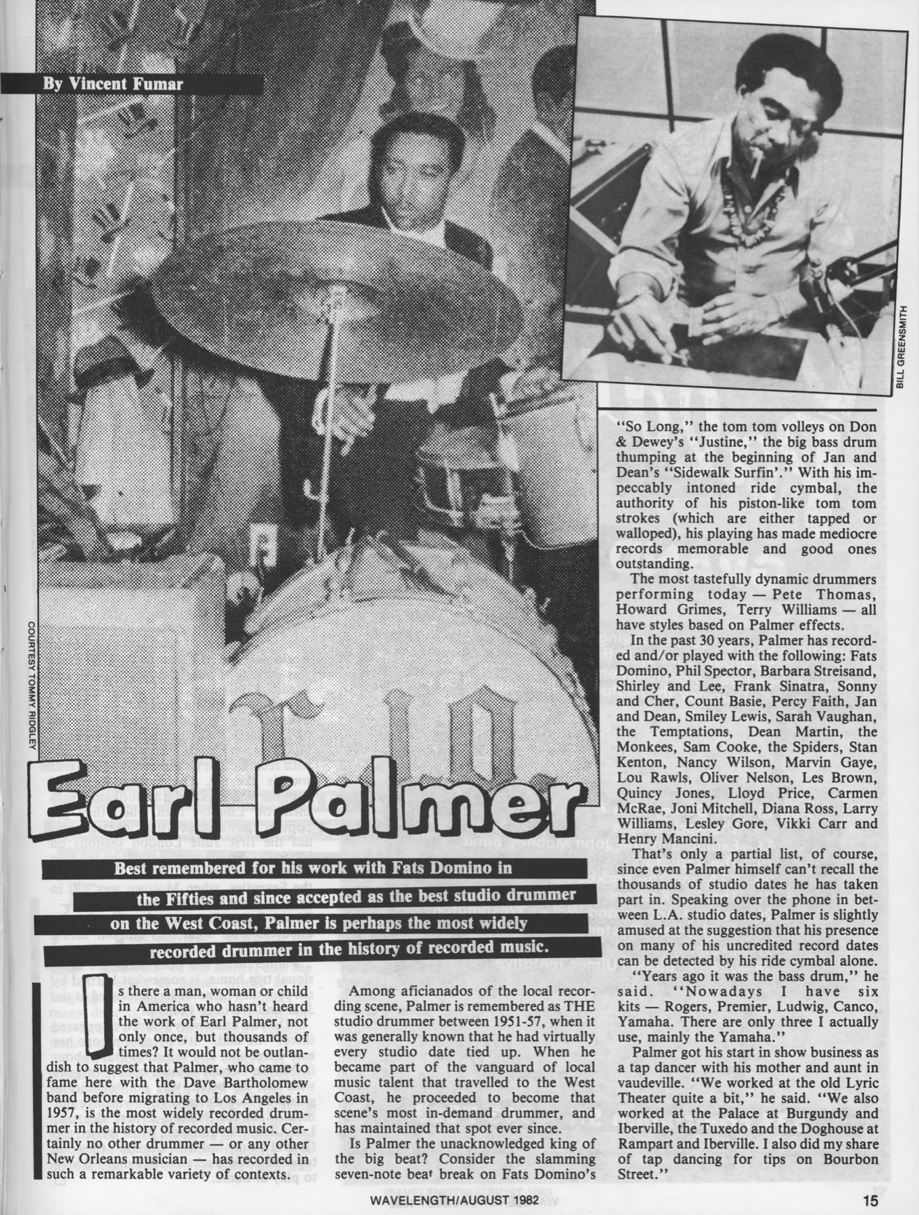 Earl Palmer's House - New Orleans Music Map