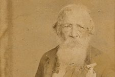 Jordan Bankstown Noble, drummer at the Battle of New Orleans, near the end of his life.
