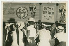 The Gypsy Tea Room ca. 1937.