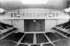 View from the Municipal Auditorium balcony ca. 1932.