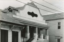 San Jacinto Hall in 1956.