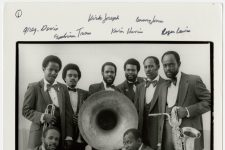 The Dirty Dozen Brass Band in 1982.